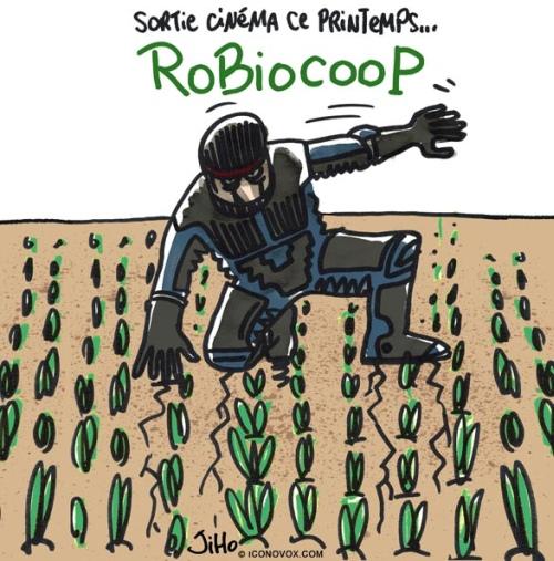 Robiocoop !